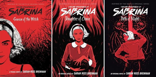 Season of the Witch (The Chilling Adventures of Sabrina #1) - Sarah Rees Brennan