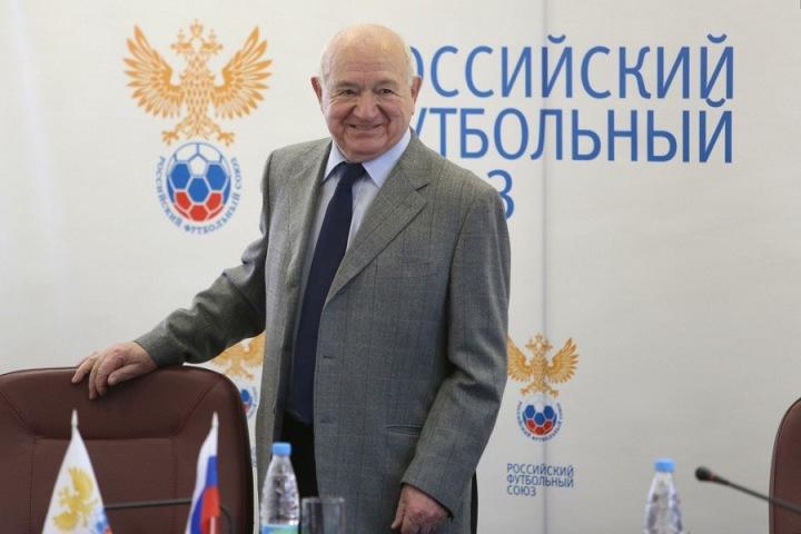 12 октября исполнилось 93 года первому вице-президенту РФС Никите Симоняну