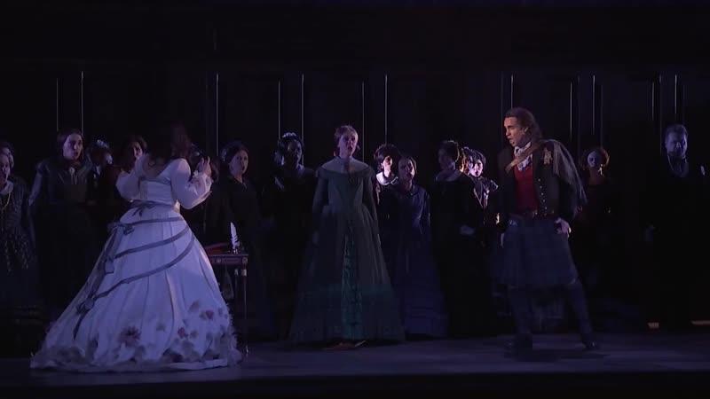 Доницетти Лючия ди Ламмермур Donizetti Lucia di Lammermoor Monte Carlo 2019