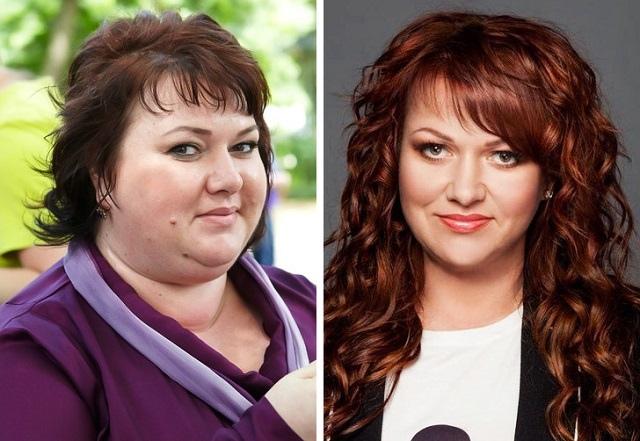 Артистки, которые смогли сбросить лишний вес и помолодеть на несколько лет