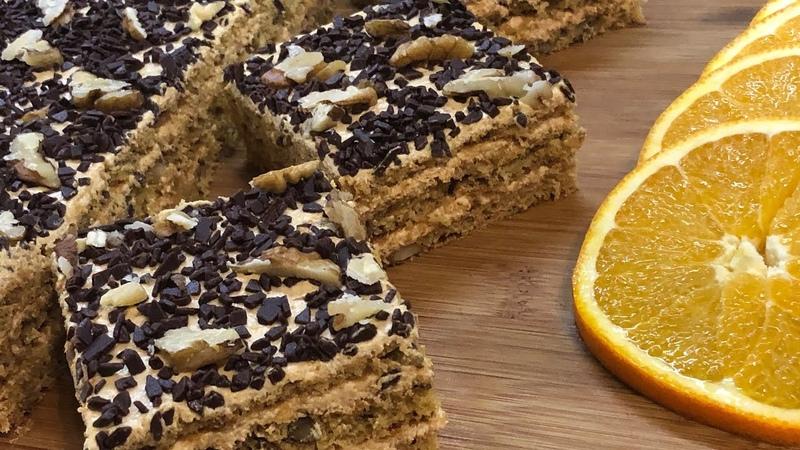 Апельсиновый торт | Orange Cake | Նարնջով Տորթ