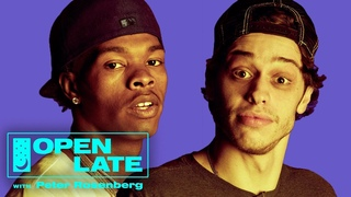 Pete Davidson, Lil Baby, and We Make Smoothies With Ace Hood | Open Late with Peter Rosenberg