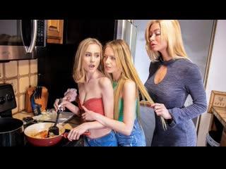 PornoMix / Sage,  Siren, Williams - strapon Tits, Threesome, Fingering MILF Mature Pussy Licking Mom Family Lesbians лесбиянки
