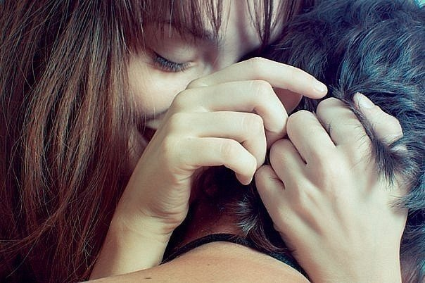 Именно это я и называю любовью - когда оглядываешься назад и ничего не хочешь менять