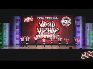 BLAST( RUSSIA ) - FINAL WORLD HIP HOP DANCE CHAMPIONSHIP 2017