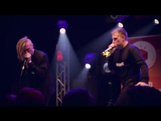Российская команда битбоксеров Mad Twinz стали чемпионами мира Grand Beatbox 2017