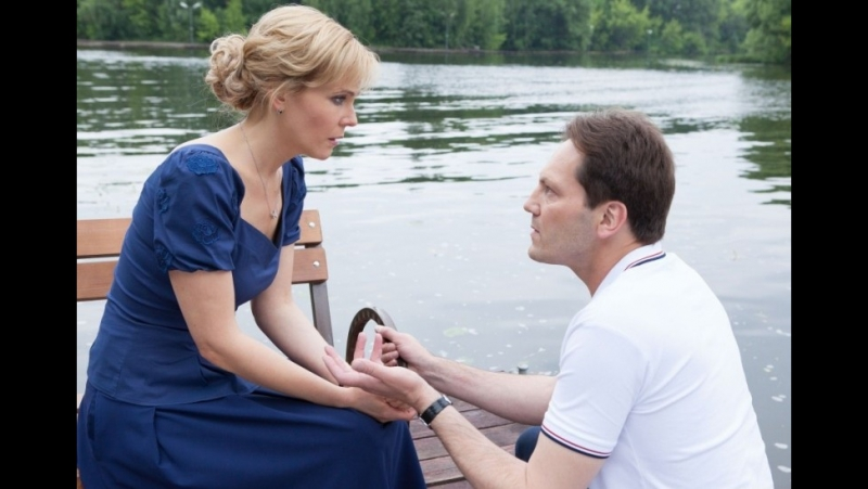 Мелодрама Слишком красивая жена 2013 1 2 3 4 серия KinoFan