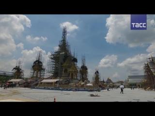 В Таиланде готовятся к прощанию с королем Рамой IX