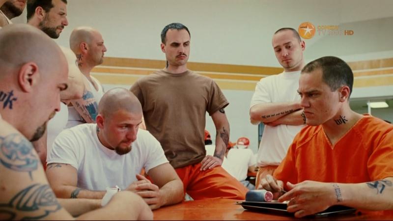 В тюрьме офигенно угарная комедия, порно два члена и жена