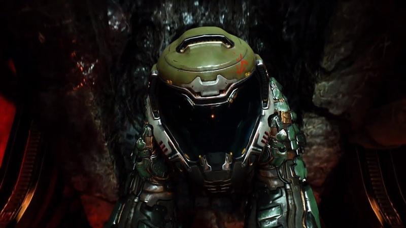 Doom 2014 как я ругался