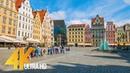 4K Wroclaw Poland Urban Life Documentary Film Cities of the World