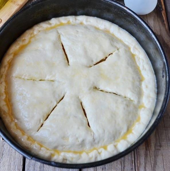 Пирог с капустой, изображение №7