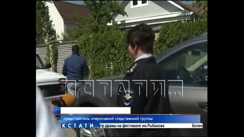 Вооруженные люди в масках совершили нападение на дом мэра Богородска