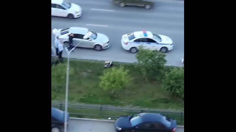 Муляж бомбы на пути кортежа Путина в Екатеринбурге