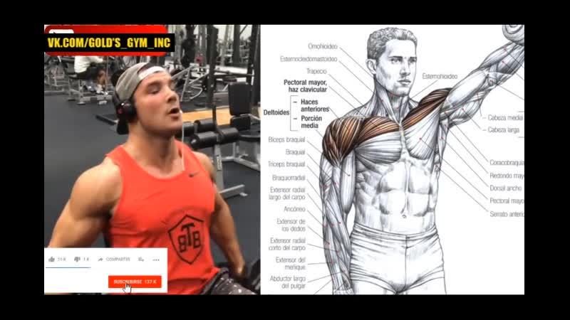 11 крутых упражнений для плеч .mp4