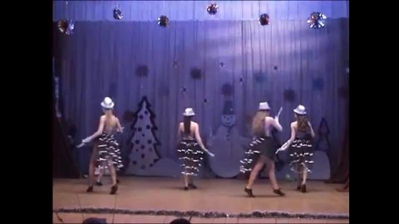 18110 Танцевальная группа Нон стоп п Климово Брянская область Танец с тростью