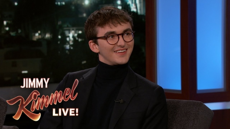 Isaac Hempstead Wright on Game of Thrones Spoilers Brans Creepy Stare vk.comtopnotchenglish