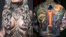 Best tattoos in the world HD 2019 - Amazing Tattoo Design Ideas ✍️🤘 EP.01