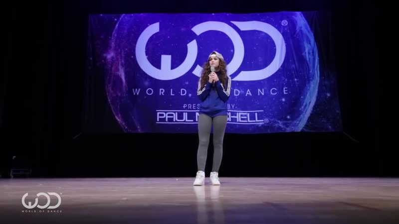 Dytto _ FRONTROW _ World of Dance Atlanta 2015