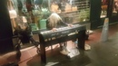 Love Theme from Romeo and Juliet - Street Pianist Natalie Trayling
