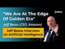 AI: The Start of Golden Era | Jeff Bezos Interview | Future of AI | Intellipaat