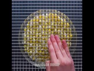 Чистим овощи и фрукты за 10 секунд