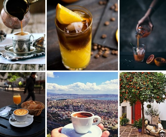 Кофе с апельсиновым соком Насыщенный кофе со свежим и «искристым» вкусом апельсина хорошо взбодрит и освежит с утра. Идеальное дополнение к завтраку. Ингредиенты Молотый кофе 4 ч. л. горячая