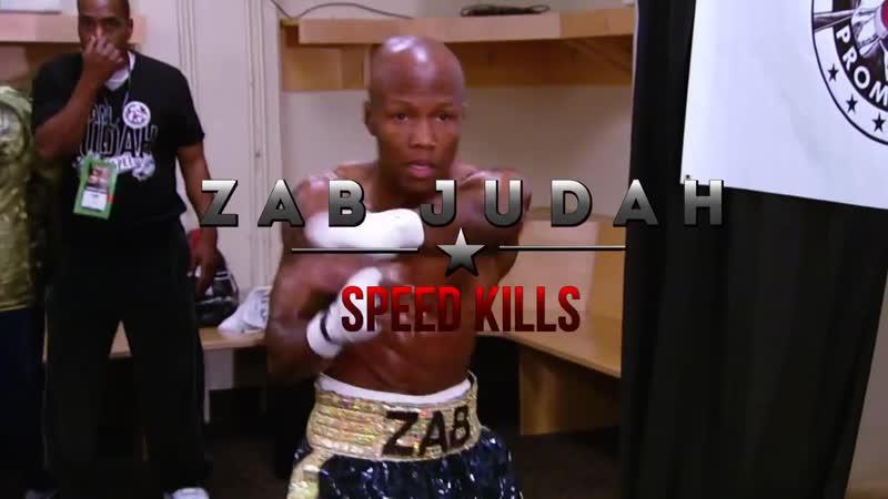 Zab Judah - SPEED KILLS