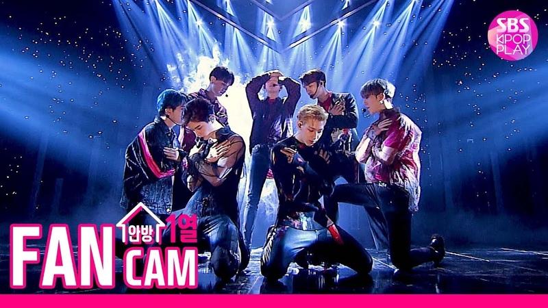 [Fullcam] 190526 GOT7 - ECLIPSE @ JIMMY JIB STAGE SBS Inkigayo