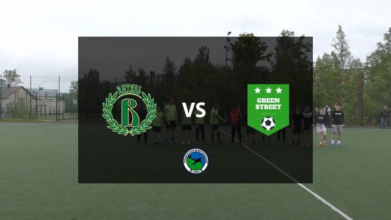 Рощинская Футбольная Лига | Витязь vs GreenStreet | 2 тур