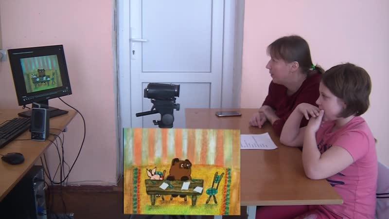 Озвучивание отрывков из советских мультфильмов