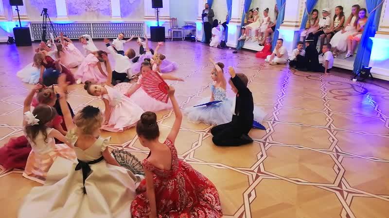 Первый в Беларуси, самый масштабный проект для детей - летний бал 2019