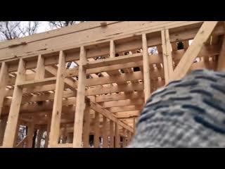 Самая полная инструкция по строительству каркасного дома