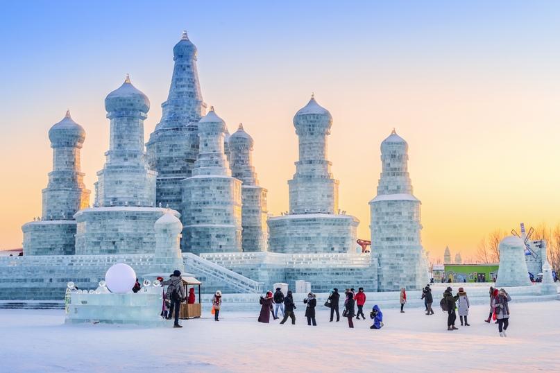 Зимний языковой лагерь в Китае. Харбин с 22 декабря по 18 января