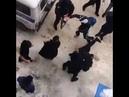 Драка с полицейскими в Махачкале,избиение полицейских в Дагестане