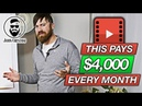 Earn $4,000 Monthly From YouTube Videos (WITHOUT MAKING THEM)