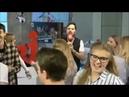 Артур Пирожков - Зацепила (Live на радио Energy)