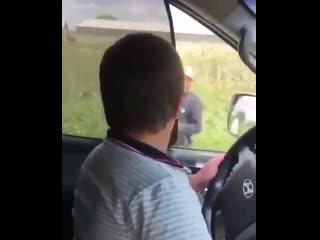 Личинка водителя маршрутки