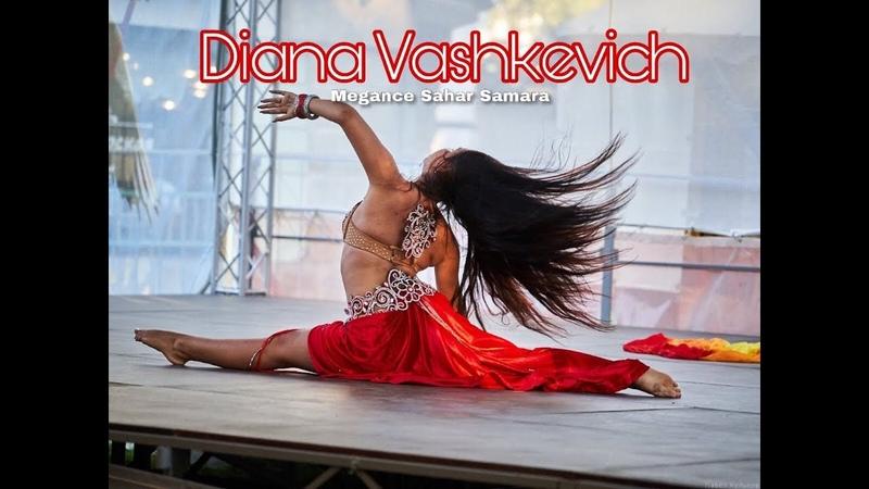 DIANA VASHKEVICH Sahar Samara's megance performance in Crimea
