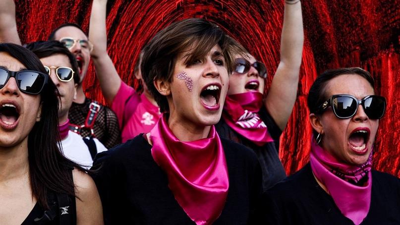Экстремизм с женским лицом, или как современный феминизм толкает человечество в пропасть, изображение №1