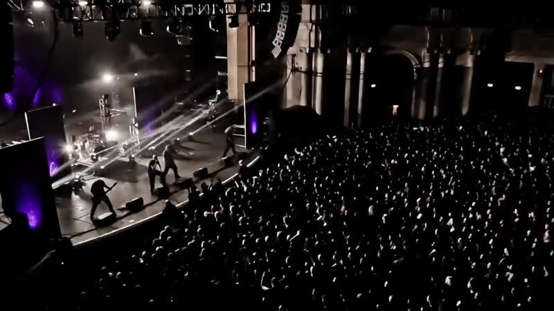 Meshuggah — Dancers to a Discordant System (The Ophidian Trek – official live video)