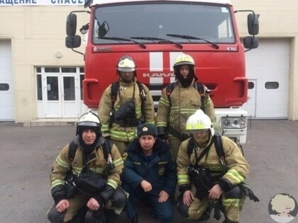В Ростове-на-Дону пожарные приехали к слепому сироте, который от тоски звонил в экстренные службы