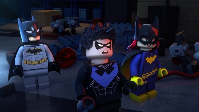 LEGO DC: Batman - Family Matters clip - Well, Well, Well