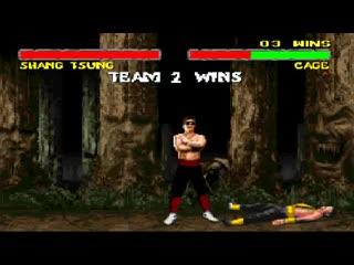 Mortal Kombat 2 for Doom 2
