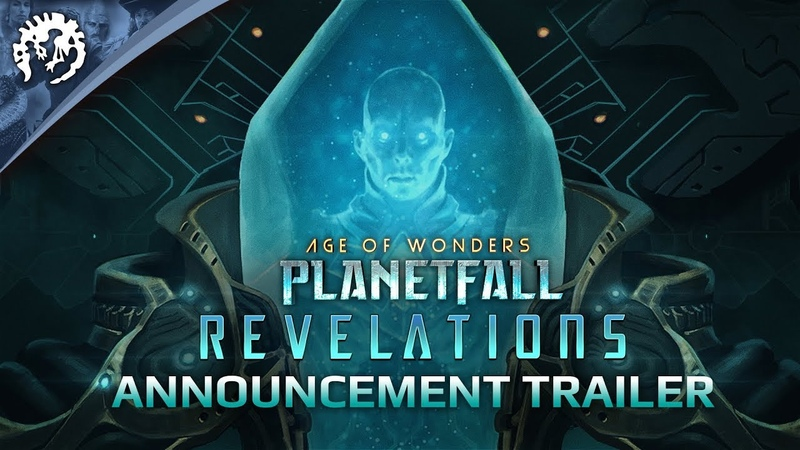 Age of Wonders: Planetfall REVELATIONS - Announcement trailer PDXCON2019