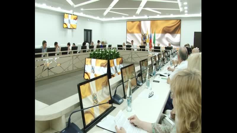 Заседание коллегии министерства культуры СК