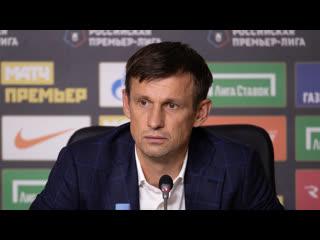 Зенит  Ростов: послематчевая пресс-конференция