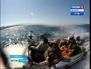 Иван и Андрей Вайнер Кротовы проплыли 850 км по Байкалу на моторной лодке Вести Иркутск