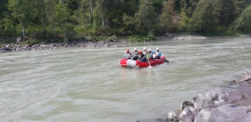 Обеспечение безопасности при проведении соревнований на воде