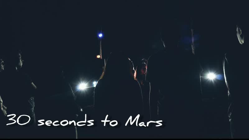 Наталия Каминская - Hurricane (30 seconds to Mars)